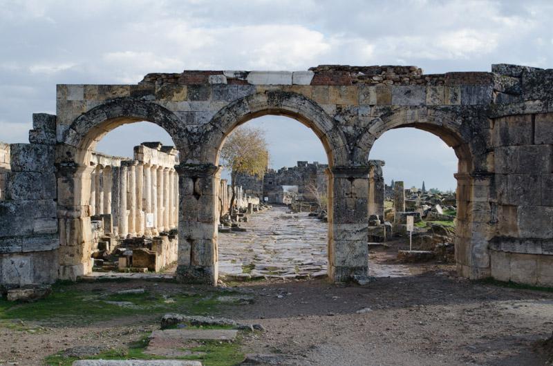 Gates of Hierapolis