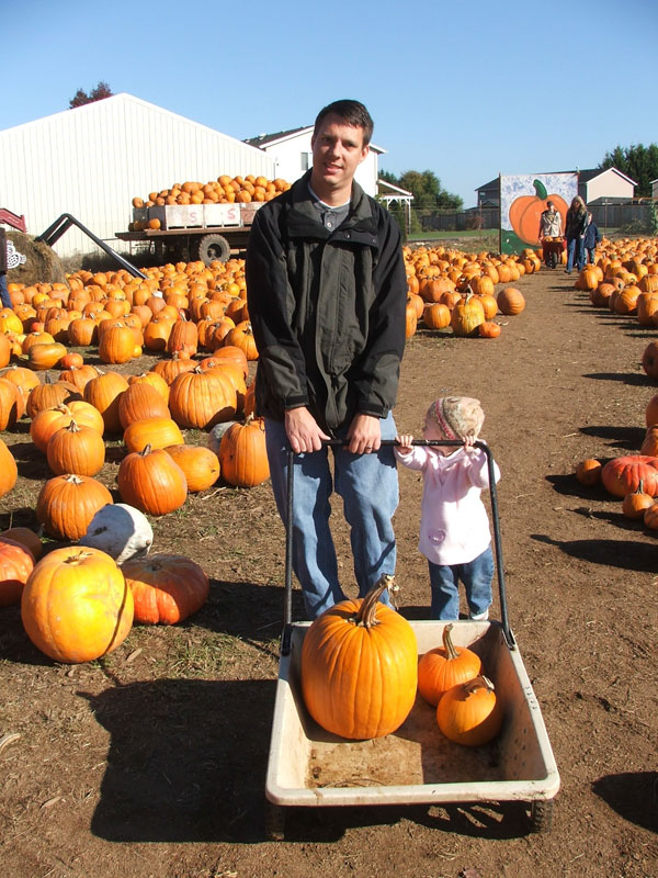 Pumpkin Patch 2006
