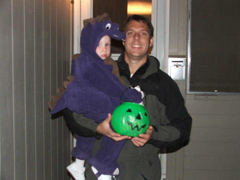 Trick or Treating in 2006