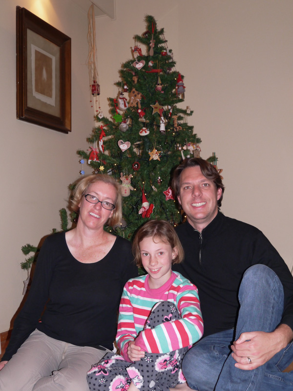 A Greek Frazier Family Christmas