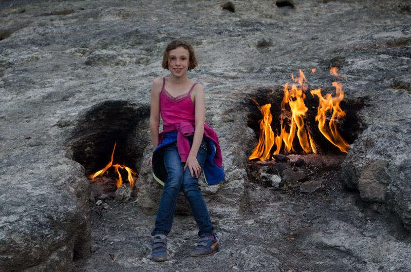 Eternal Flames of Chimaera