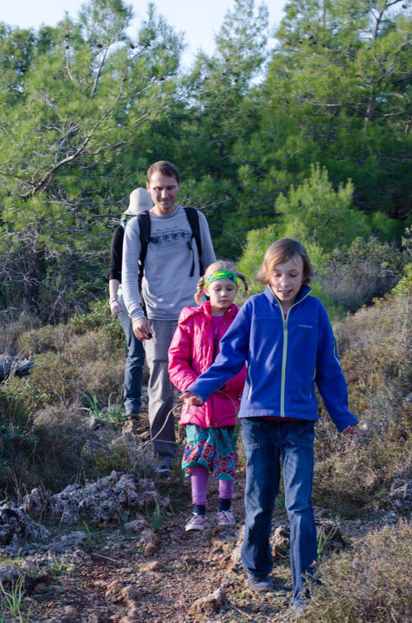 Hiking the Lycian Trail