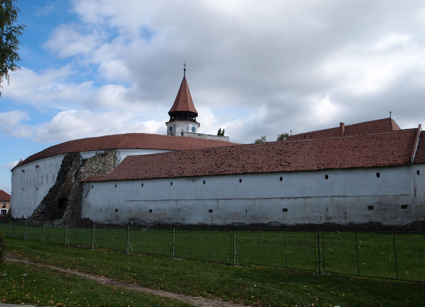 Saxon Fortified Church of Prejmer