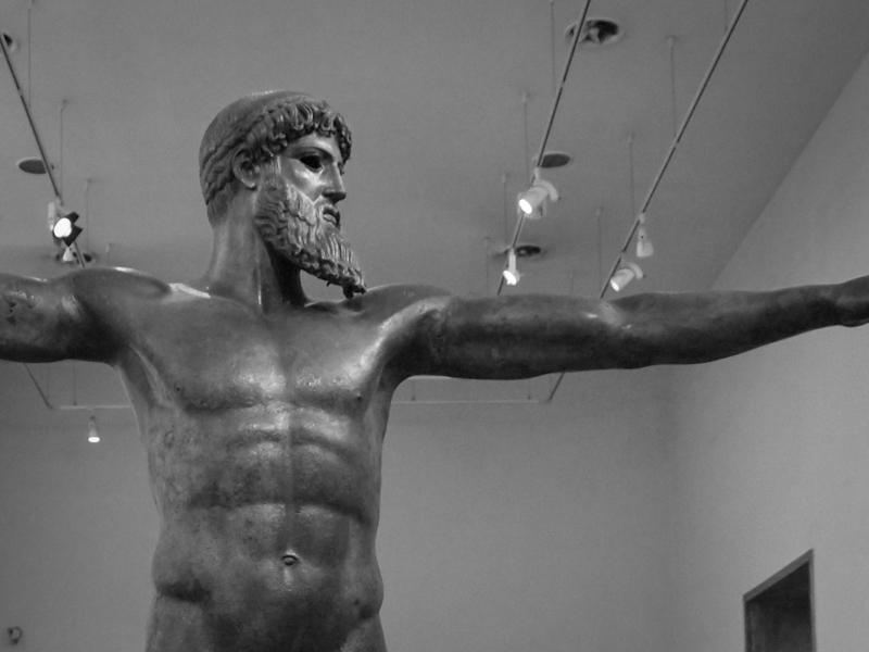 Sydney's Corner:  The Greek God Poseidon