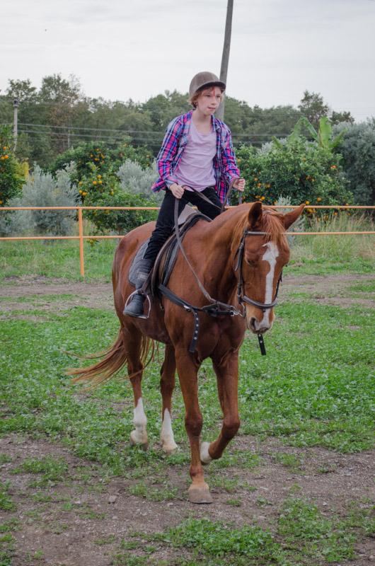 Sydney riding