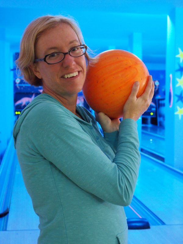 Bowling in Fethiye