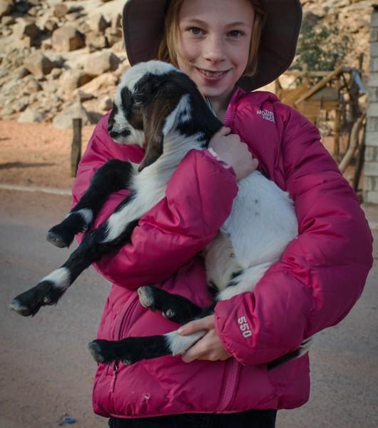 Sydney's Corner:  My Adventures in Wadi Rum
