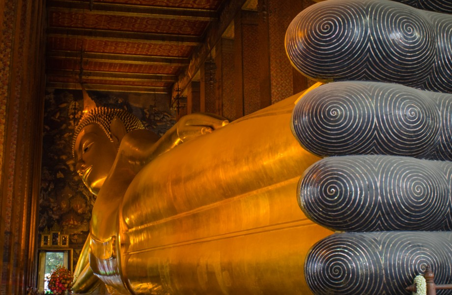 Photo of the Week: Giant Reclining Buddha