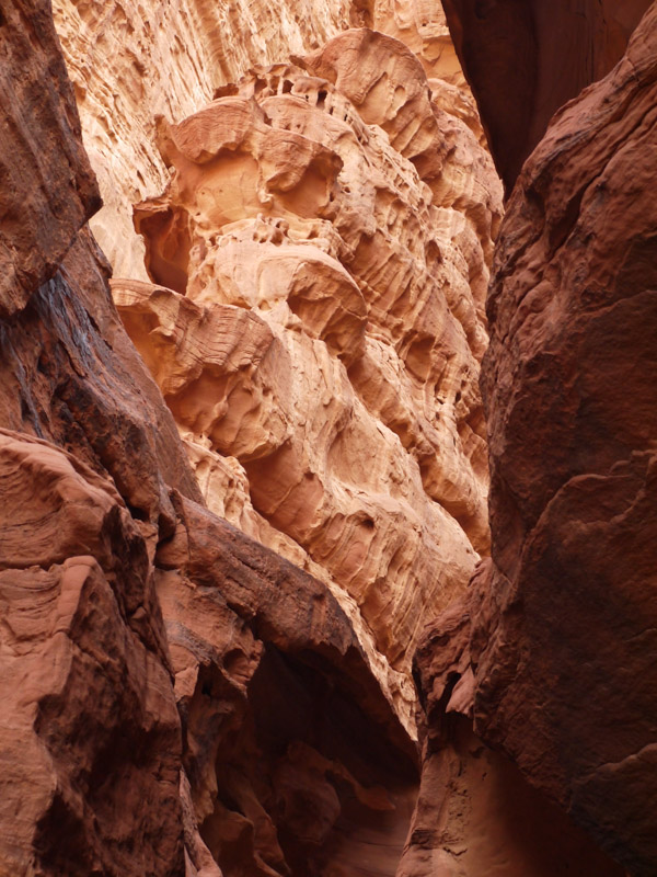 Eroded Canyon
