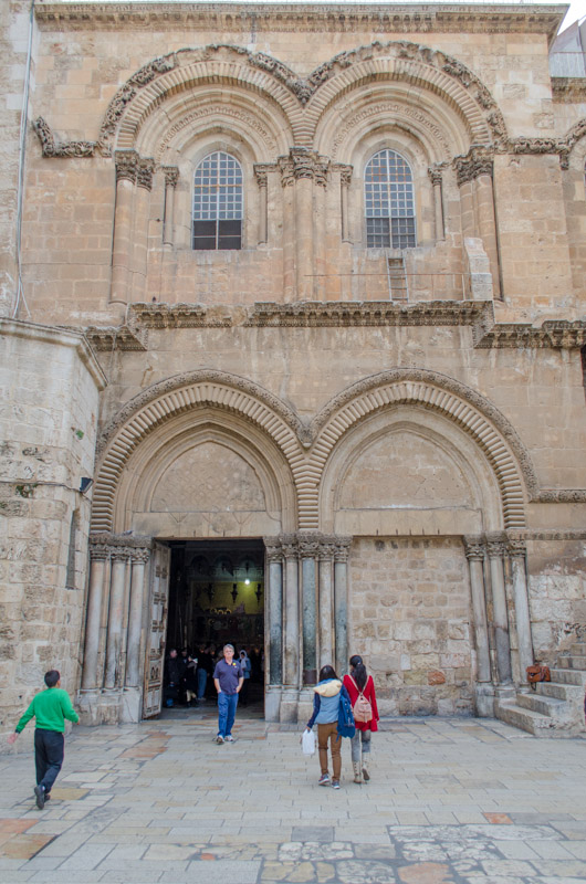 Church of the Holy Sepulch
