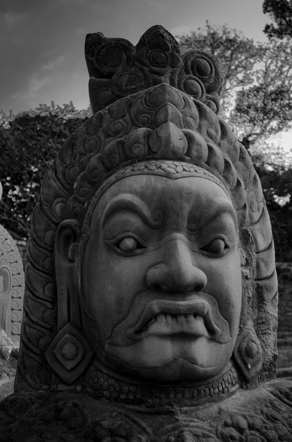 Angkor Wat BW-10