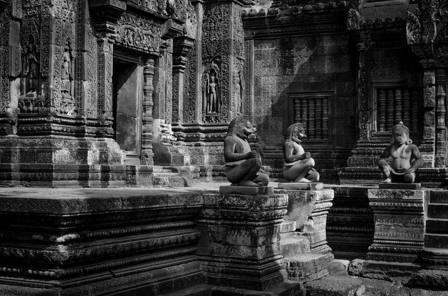 Angkor Wat BW-17