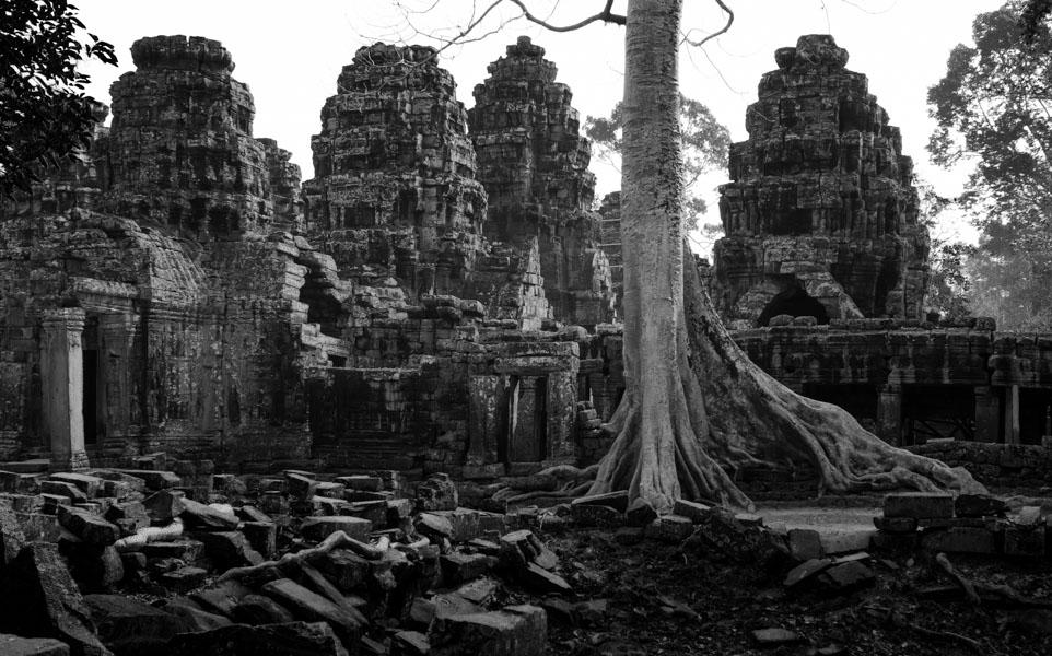 Angkor Wat BW-3