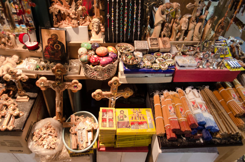 Religious trinkets for sale