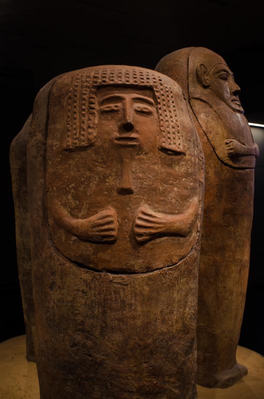 Ancient Sarcophagus