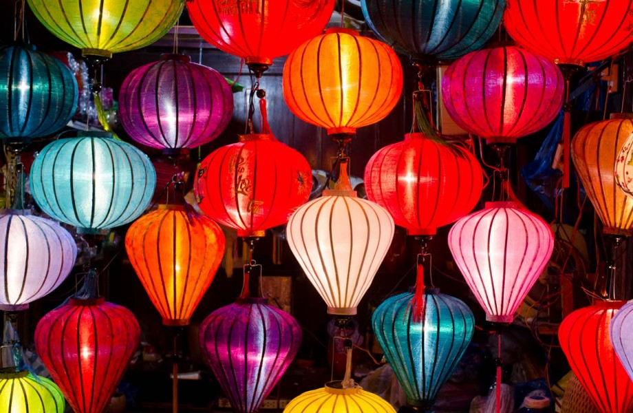Photo Essay: Magical Hoi An at Night