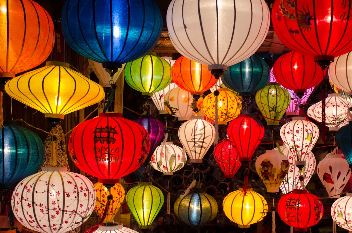 Lamps of Hoi An