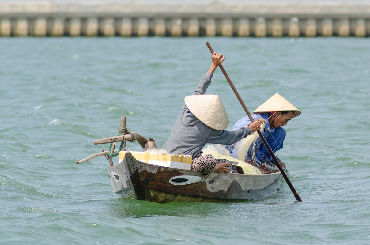 Fishing Hoi An