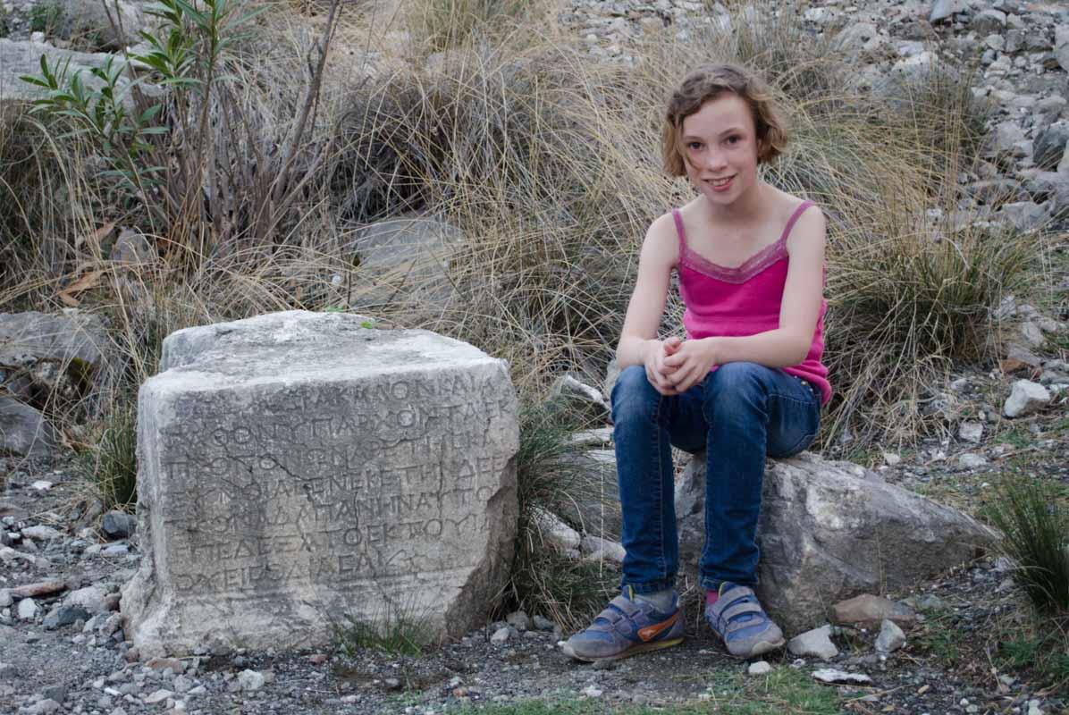 Ancient Lycian Ruins