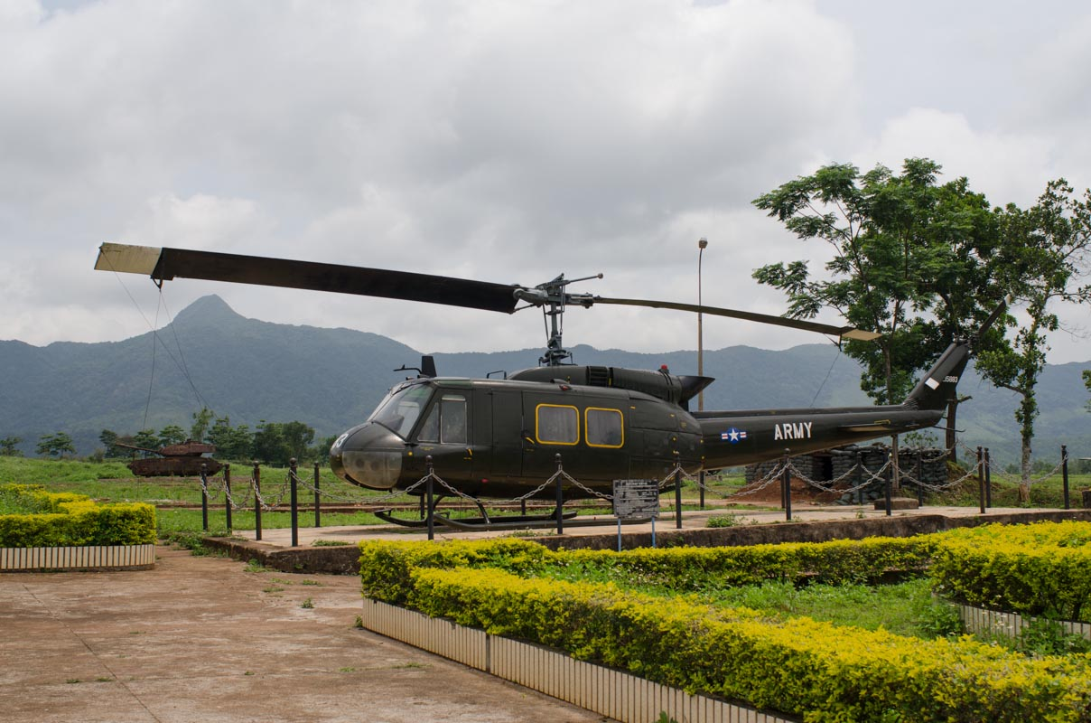 DMZ Tour Khe Sanh Combat Base