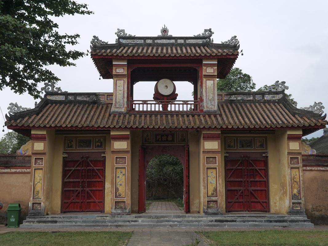 Imperial City Hue