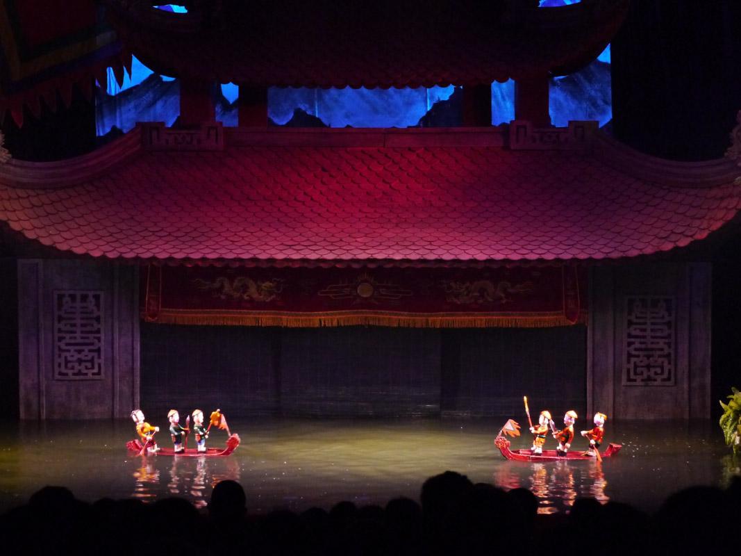 Hanoi Water Puppet Theater