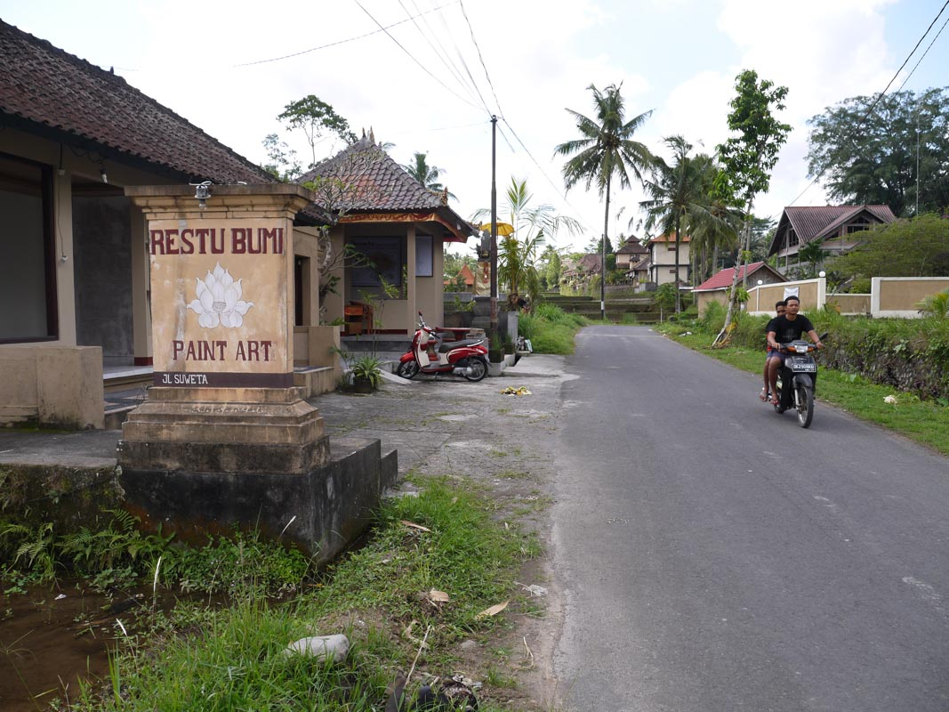 How to Find the Eat Pray Love House in Ubud Bali