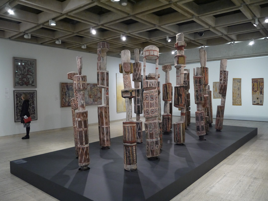 Aboriginal Art at Art Gallery NSW