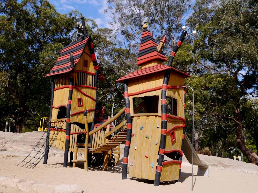 Park in Toowoomba