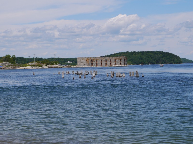 Exploring Maine:  Popham Beach